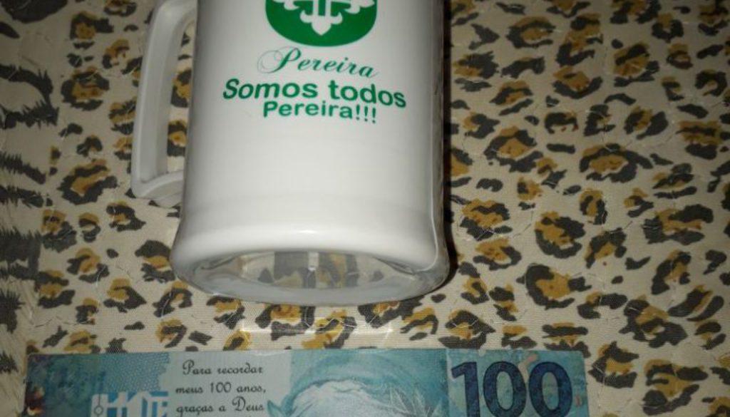 José Geraldo 100 anos