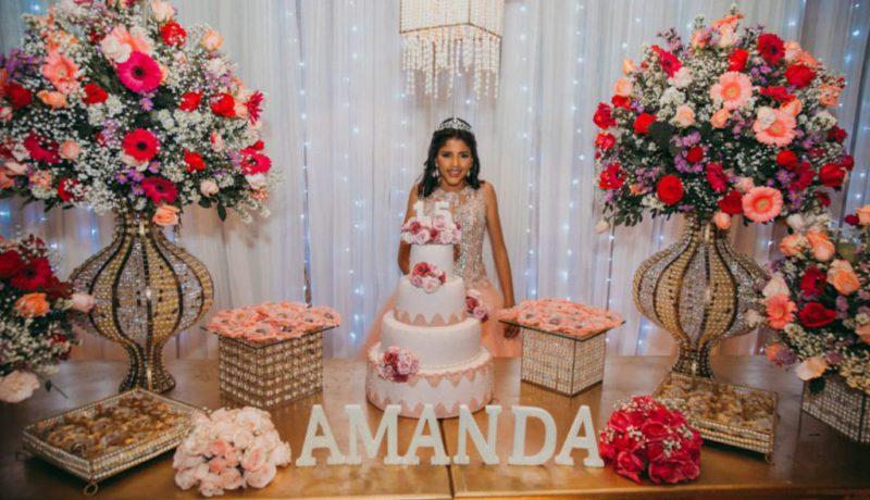 Festa 15 anos Amanda 25/08/2018
